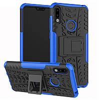 Чехол Armor Case для Asus Zenfone Max Pro M2 (ZB631KL) Синий