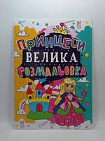 БАО Велика розмальовка Принцеси, фото 1