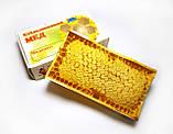 Стільниковий мед - міні рамка 200 грам, фото 2