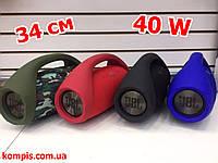 JBL Boombox 40W БОЛЬШОЙ, портативная колонка, жбл бумбокс, блютуз