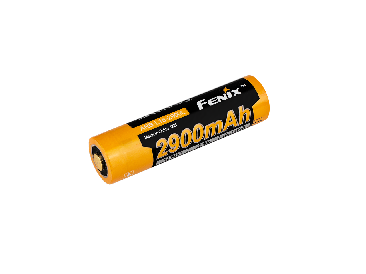 Акумулятор 18650 Fenix 2900 mAh ARB-L18-2900L