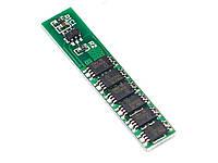 BMS контроллер 1S 15A для Li-ion аккумуляторов