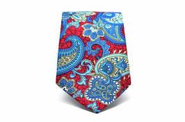 """Галстук, """"Turkish Cucumber"""", яркий галстук, стильный, цветной галстук"""