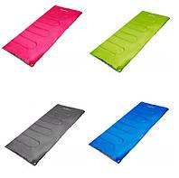 Спальный мешок туристический одеяло без капюшона, спальник King Camp Oxygen