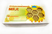 Мёд, сотовый мед