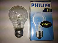 Philips a55 25w Е27 (лон 220-25) Е27 стандартная