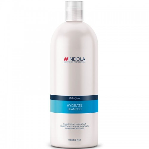 Шампунь для увлажнения волос Indola Innova Hydrate Shampoo 1500 мл