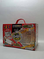 Danko Anti Stress Coloring Косметичка (COC-01-01) Бабочки Раскраска антистресс