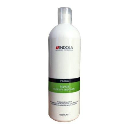 Маска восстанавливающая для поврежденных волос Indola Innova Repair Rinse Off Treatment 1000 мл
