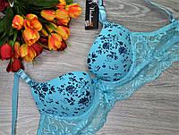 Бюстье Beisdanna   80В голубой цвет (2955), фото 1