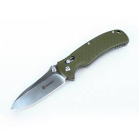 Нож складной Ganzo G726M зеленый, фото 2