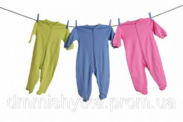 Из какой ткани должна быть изготовлена одежда новорожденного ребенка
