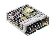 Блок живлення Mean Well LRS-50-5 В корпусі 50 Вт, 5 В, 10 А (DC/AC Перетворювач)