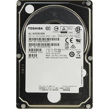 Жесткий диск для сервера 300GB TOSHIBA (AL14SEB030N)