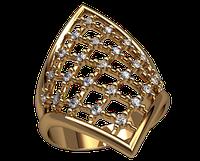 Кольцо из золота Фелиция