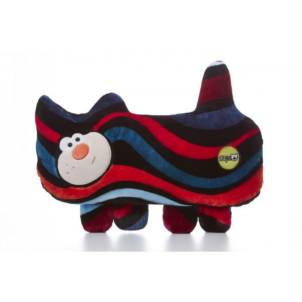 Мягкая игрушка котик Софтик большой