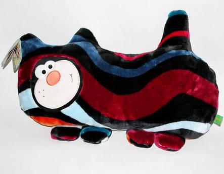 Мягкая игрушка котик Софтик большой, фото 2