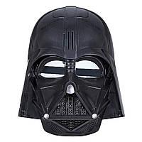 Маска Шлем Дарта Вейдера со сменой голоса Star Wars: Rogue One Darth Vader Voice Changer Mask HASBRO C0367