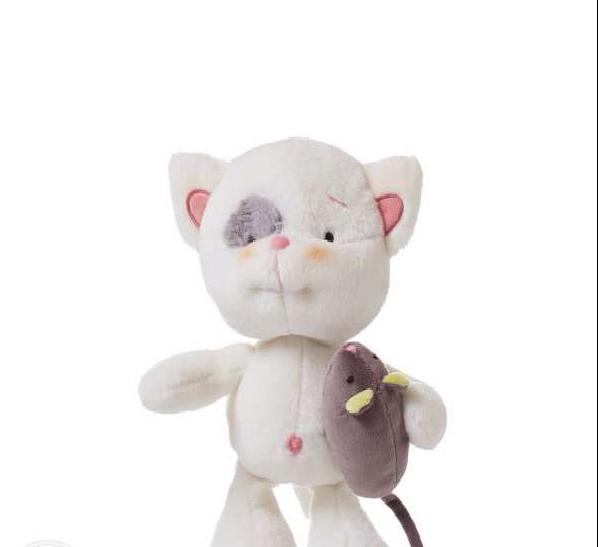 Мягкая игрушка котик Сластена