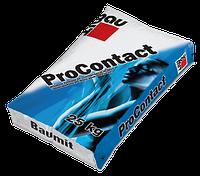Смесь для приклеивания и армировки ваты, пенопласта  Baumit Pro Contact 25 кг