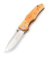 Нож складной, из высококачественной нержавеющей стали + ВИДЕООБЗОР