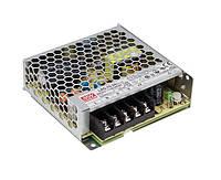 Блок питания Mean Well LRS-75-12 В корпусе 72 Вт, 12 В, 6 А (DC/AC Преобразователь)
