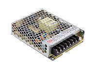 Блок питания Mean Well LRS-100-5 В корпусе 90 Вт, 5 В, 18 А (DC/AC Преобразователь)