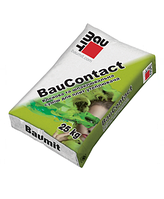 Смесь для приклеивания и защиты утеплителя ППС плит Baumit Bau Contact