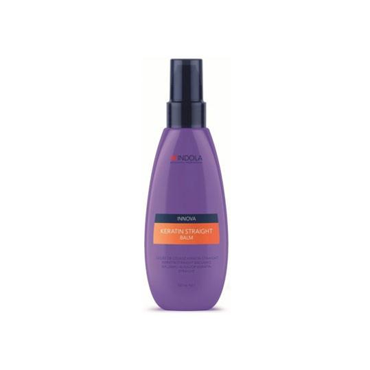 Бальзам для выравнивания волос Indola Innova Keratin Straight Balm 150 мл
