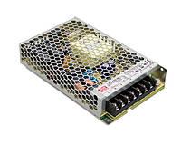 Блок живлення Mean Well LRS-150-12 В корпусі 150 Вт, 12 В, 12,5 А (DC/AC Перетворювач)