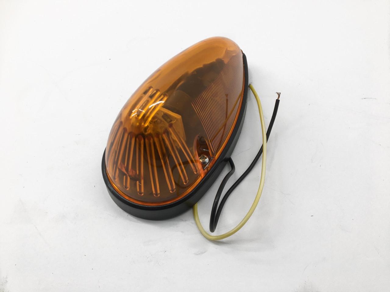 Фонарь габаритный автопоезд (капля) LED 24В