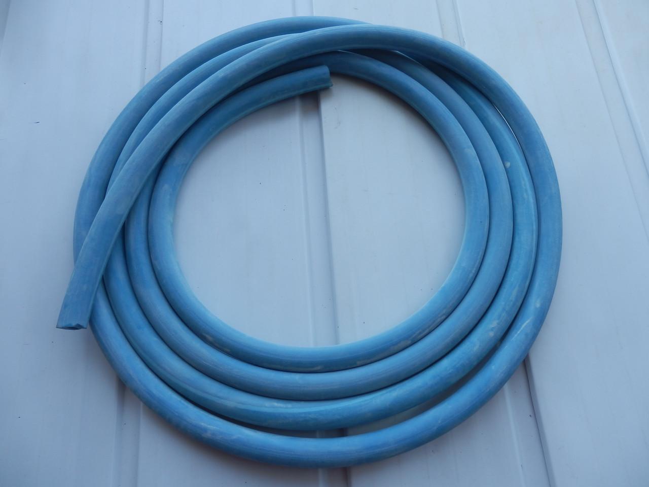 Жгут резиновый спортивный. Диаметр 12 мм.Синий