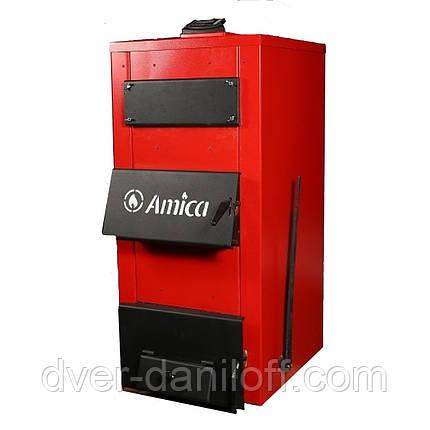 Твердопаливний котел Amica Profi 17 кВт, фото 2