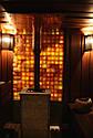 Реализованный проект сауны: стены термоольха/полки магнолия, фото 5