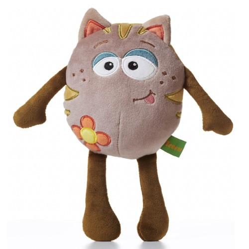 Мягкая игрушка котик Чудасик
