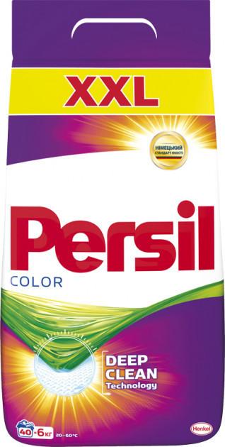 """Стиральный порошок Persil """"Color"""" (6кг, 40стирок)"""