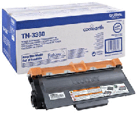 Заправка картриджа Brother TN-3380 для принтера принтера Brother DCP-8110DN, DCP-8250DN, MFC-8520DN, MFC-8950D