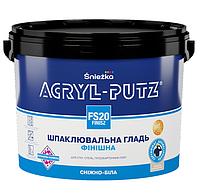 Акрил-Путц, Шпатлевка акриловая, 17 кг