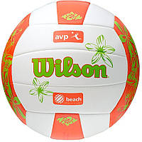 Волейбольный мяч Wilson AVP FLORAL VBALL SS14 (арт.