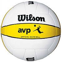 Волейбольный мяч Wilson AVP OFFICIAL GAME VBALL SS14