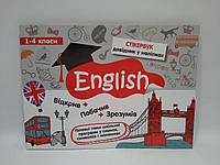 АССА Стікербук Англійська мова 1-4 класи