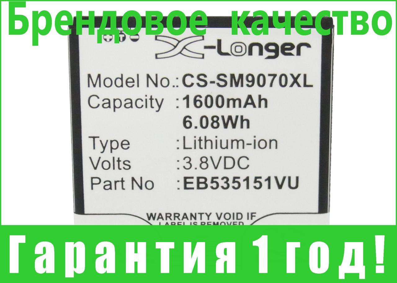 Аккумулятор для Samsung SGH-W789 1600 mAh