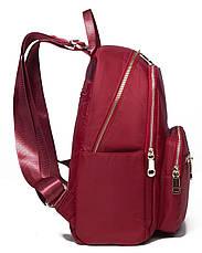 Рюкзак женский нейлоновый Vintage 14862 Красный, Красный, фото 3