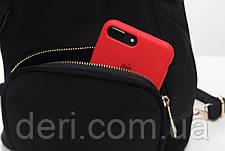 Рюкзак женский нейлоновый Vintage 14871 Черный, Черный, фото 3