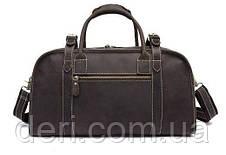 Дорожная сумка Crazy 14895 Vintage Серо-коричневая, Коричневый, фото 3