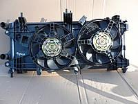 Вентилятор осн радиатора  Fiat Doblo/Фиат Добло/Фіат Добло 1.9 MultiJet/Jtd