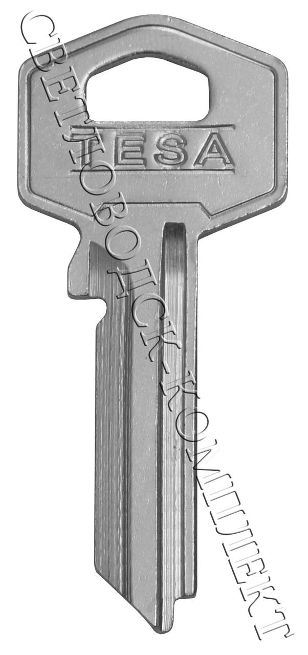 Заготовка ключей TESA (Xianpai) - TE8I - Светловодск-Комплект в Кировоградской области