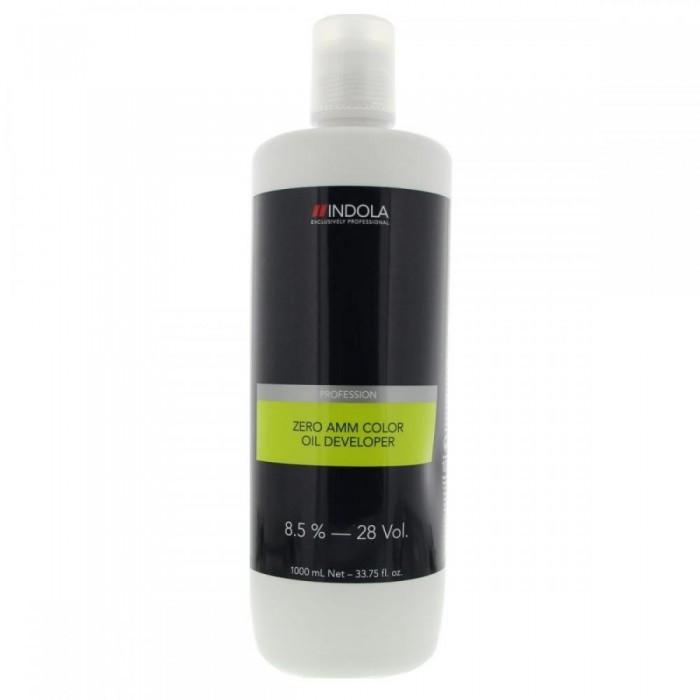 Лосьон-проявитель 8,5% на масляной основе Indola Profession Zero Amm