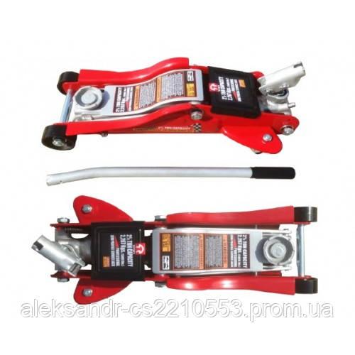Torin T825010R - Домкрат подкатной профессиональный низкий профиль 2.5т с поворотной ручкой 89-359 мм