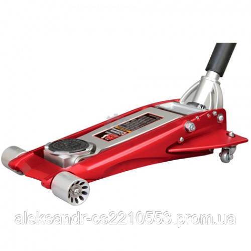 Torin T820010L - Домкрат подкатной алюминиевый 2,0т низкопрофильный с двойной помпой 90-440мм